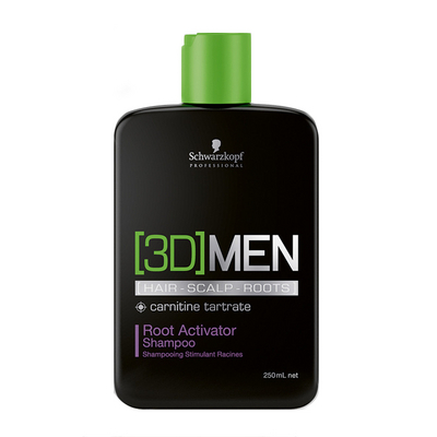 [3D]Men Root Activator Shampoo 250ml
