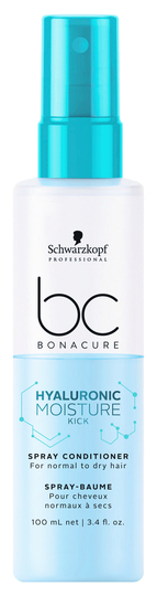 BC Bonacure Hyaluronic Moisture Kick Spray Conditioner 50ml