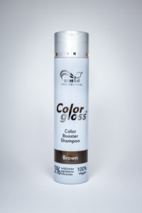 Crestol Color Gloss Color Booster Shampoo Brown 250ml