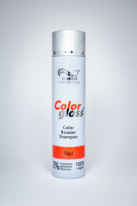 Crestol Color Gloss Color Booster Shampoo Red 250ml