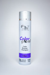 Crestol Color Gloss Color Booster Shampoo Silver 250ml