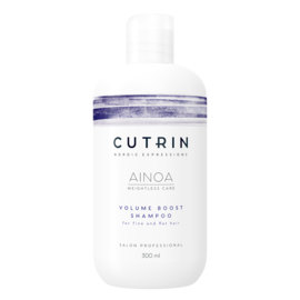 Cutrin Ainoa Volume Boost Shampoo 300ml