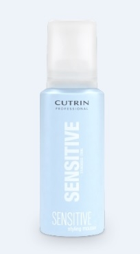 Cutrin Sensitive Styling Mousse 100ml