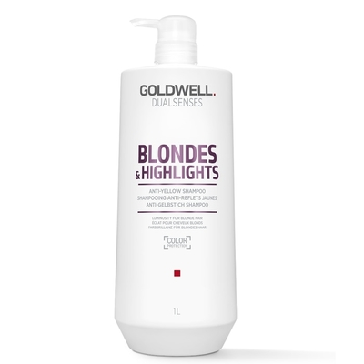 Dualsenses Blondes & Highlights Shampoo 1l