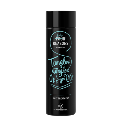 Four Reasons Black Edition Daily Treatment 100ml