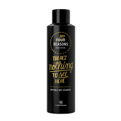 Four Reasons Black Edition Invisible Dry Shampoo 250ml