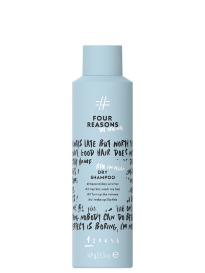 Four Reasons Dry Shampoo 250ml