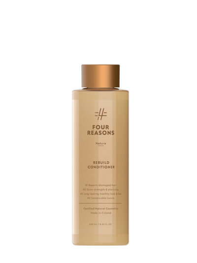 Four Reasons Nature Rebuild Conditioner 250ml
