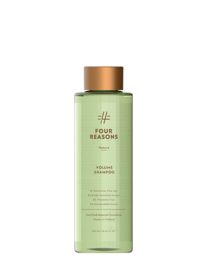 Four Reasons Nature Volume Shampoo 250ml