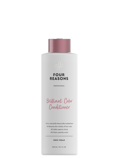 Four Reasons Professional Brilliant Color Conditioner