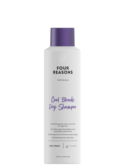 Four Reasons Professional Cool Blonde Dry Shampoo 250ml