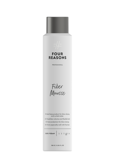 Four Reasons Professional Fiber Mousse 200ml