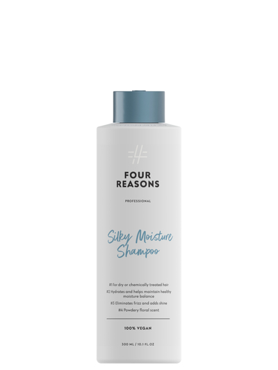 Four Reasons Professional Silky Moisture Shampoo 300ml