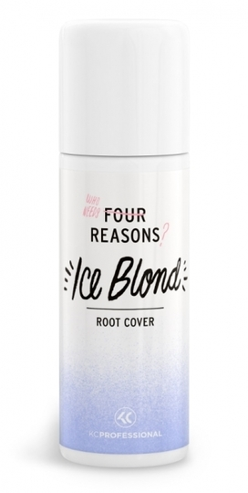 Four Reasons Root Cover Ice Blonde 125ml