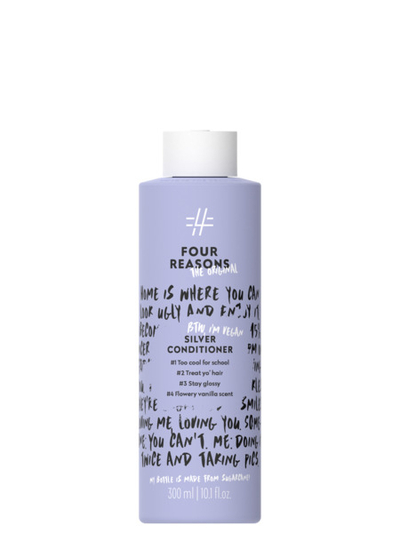 Four Reasons Silver Conditioner 300ml