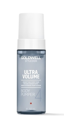 Goldwell Stylesign Body Pumper Pump Foam 150ml