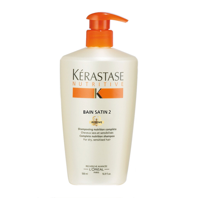 Kérastase Bain Satin 2 Irisome 500ml