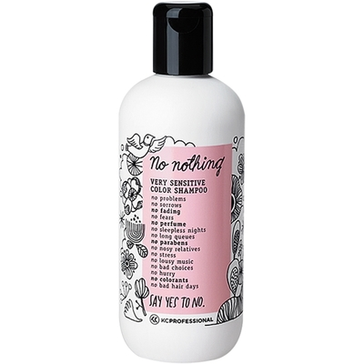 KC No Nothing Color Shampoo 300ml