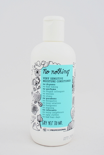 KC No Nothing Moisture Hoitoaine 300ml