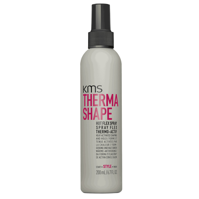 KMS Therma Shape Hot Flex Spray 200ml