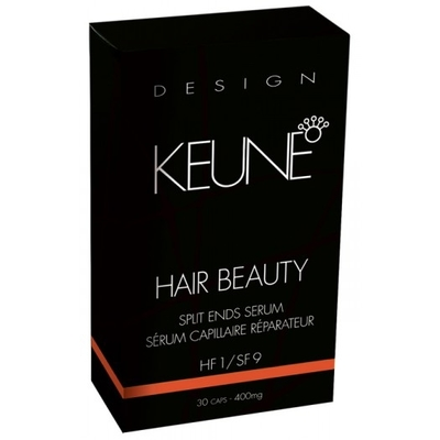 Keune Hair Beauty Split Ends Serum 30caps.