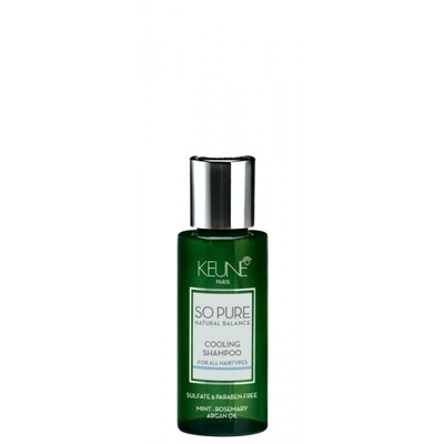 Keune So Pure Cooling Shampoo 50ml