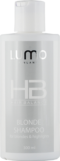 Lumo Hair Balance Blonde Shampoo 300ml