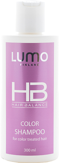 Lumo Hair Balance Color Shampoo 300ml