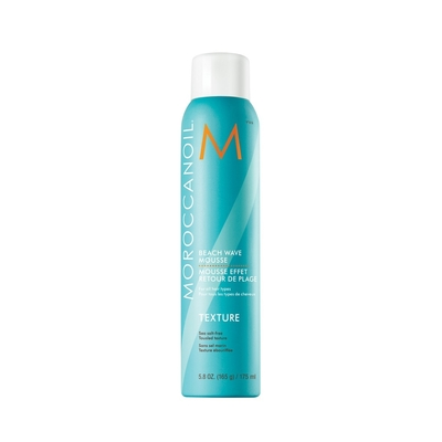MOROCCANOIL Beach Wave Texture Mousse 175ml