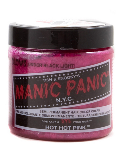 Manic Panic High Voltage -suoraväri 118ml Hot Hot Pink