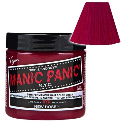 Manic Panic High Voltage -suoraväri 118ml New Rose