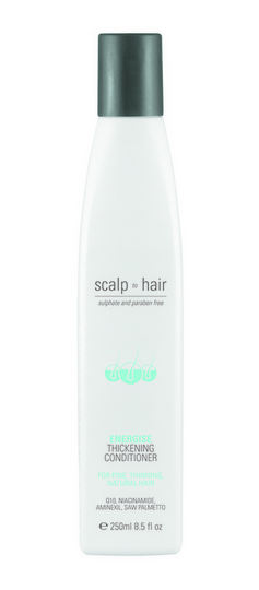Nak Scalp To Hair Energise Thickening Conditioner 250ml