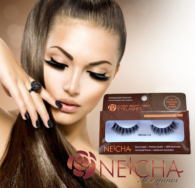 Neicha Irtoripset / Strip Lashes