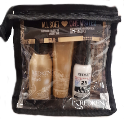 Redken All Soft Travel Kit