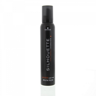 Silhouette Mousse Super Hold 200ml