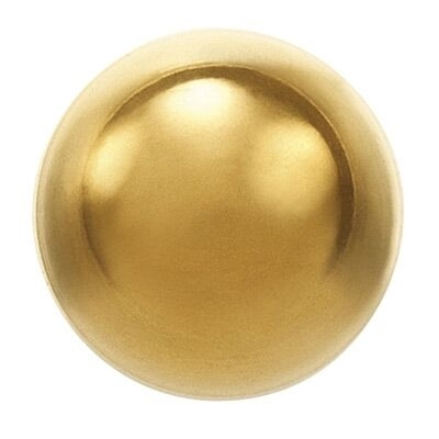 Studex Sensitive Korvakorut Gold Plated Ball 4mm