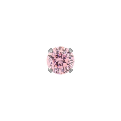 Studex Sensitive Korvakorut Stainless Steel Cubic Zirconia Pink 5mm