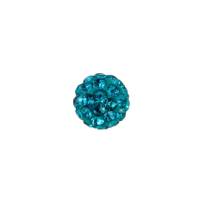 Studex Sensitive Korvakorut Stainless Steel Fireball Blue Zircon 6mm