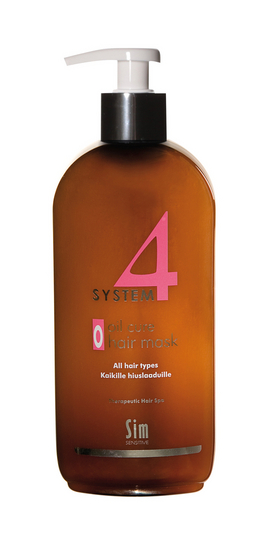 System4 Oil Cure 500ml