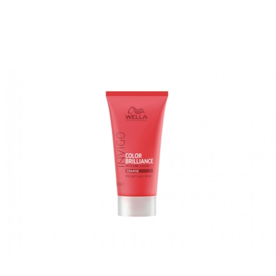 Wella Invigo Color Brilliance Mask Coarse 30ml