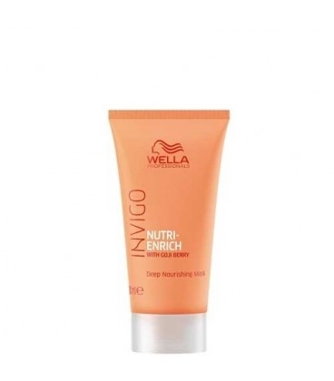 Wella Invigo Nutri-Enrich Deep Nourishing Mask 30ml