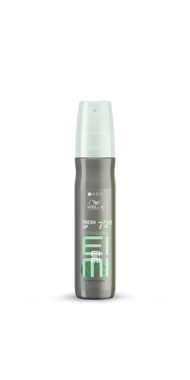 Wella Nutricurls Fresh Up 72H Anti-Frizz Spray 150ml