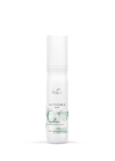 Wella Nutricurls Milky Waves Nourishing Spray For Waves 150ml