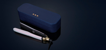Ghd Platinum+ Professional Smart Styler With Vanity Case Limited Edition