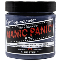 Manic Panic High Voltage -suoraväri 118ml Blue Steel