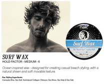 "Nak Surf Wax ""For Beach Style"" 90g"